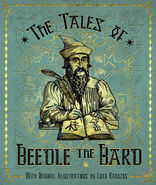 MinaLima Store - The Tales of Beedle the Bard