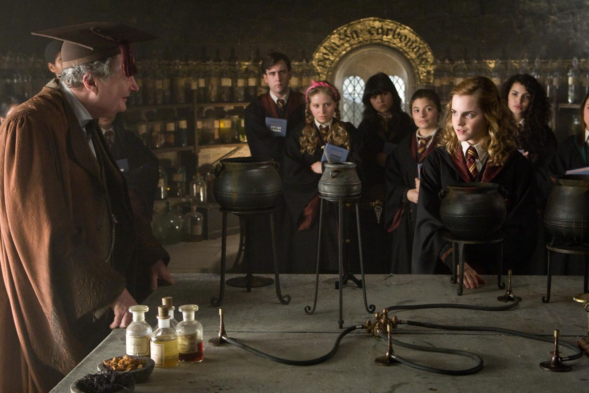 Later J.K. Rowling put fascinating spells on people all over the world.