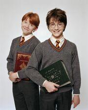 PromoHP1 Harry Potter et Ron Weasley