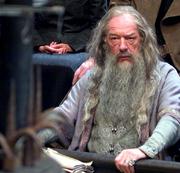 Dumbledore przesłuchanie