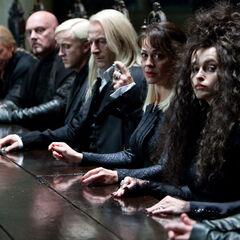 Собрание в Поместье Малфоев
