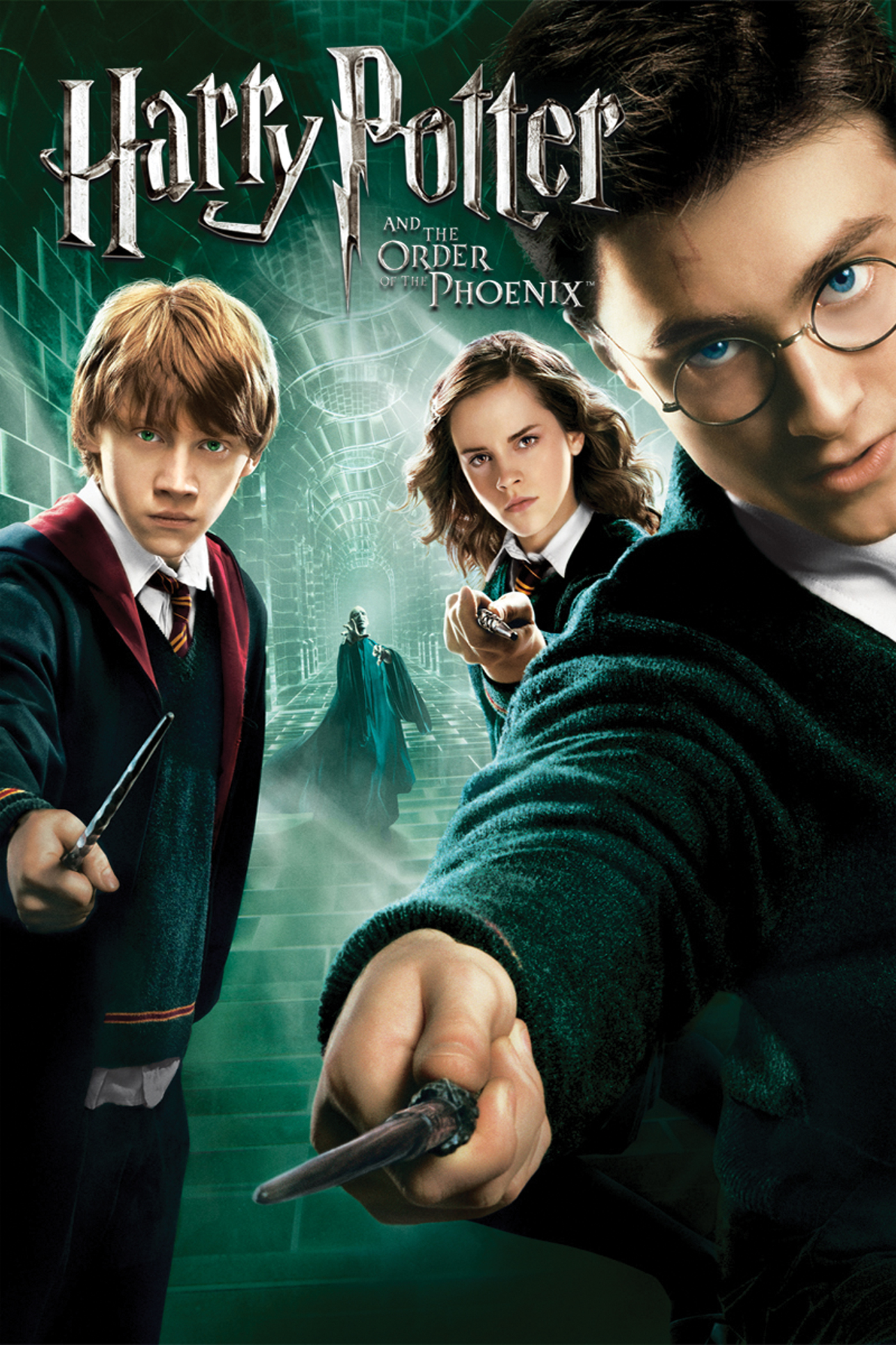 Harry potter and the order of the phoenix short summary