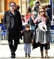 Helena Bonham Carter family
