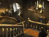 Escaliers de Poudlard