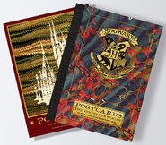 MinaLima Store - The Hogwarts Series Postcards - Complete Collection
