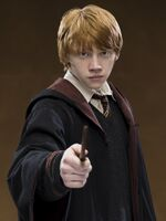 OOTP promo front Ron Weasley