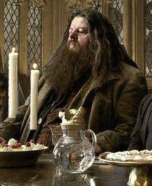 Rubiest Hagrid