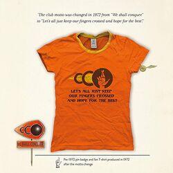 Chudley Cannons shirt - QTA-IE