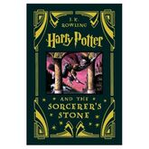 Harry Potter and the Philosopher's Stone – Scholastic Leather Bound Deluxe Edition