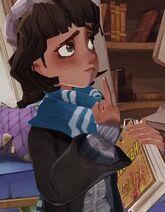Lottie Turner from Harry Potter Magic Awakened