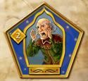 Ethelred the Ever-Ready - card POAG