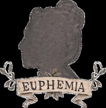 Eufemia potter harry potter wiki fandom powered by wikia for Bricoman wikipedia