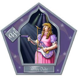Kirley Duke-68-chocFrogCard