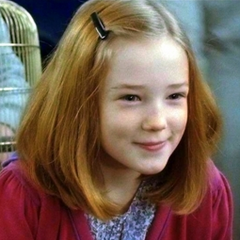 Дочь —Лили Полумна Поттер