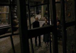 Malfoys at Diagon Alley