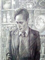 Remus Lupin (Jim Kay)