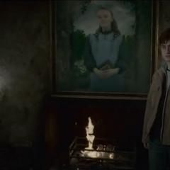 Гарри Поттер в «Кабаньей голове»