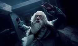 HP6 Dumbledore's Death
