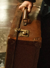 Scamander's suitcase
