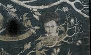 WB F5 Bellatrix Tapestry HP5-FX-00358r