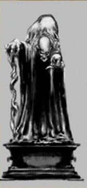 Estátua de Gunhilda de Gorsemoor