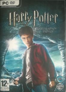 Harry Potter ja puoliverinen prinssi (videopeli)