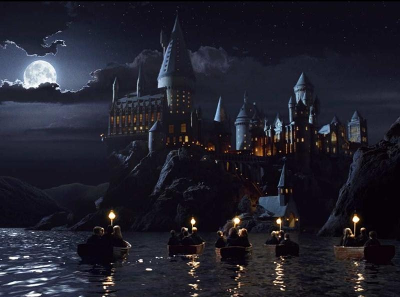Hogwarts boats 1-0