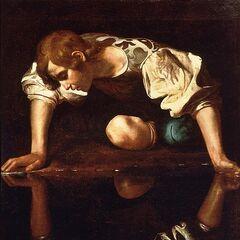<i>«Нарцисс»</i> <br />(картина Караваджо)