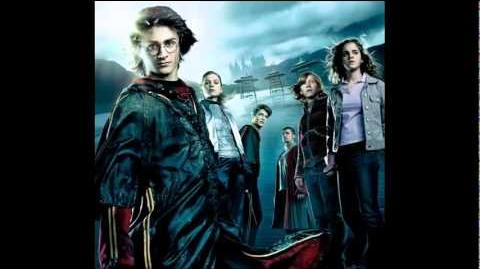 12 - Harry In Winter - Harry Potter and The Goblet Of Fire Soundtrack-1