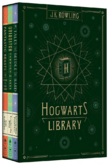 2017 Scholastic Hogwarts Library Box Set
