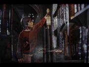 Harry Potter usynlighetskappe i den begrensede seksjonen