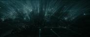 Hogwarts under attack