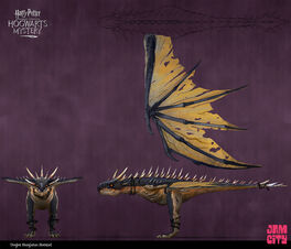 HungarianHorntail