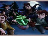 Charles Weasley's colleagues