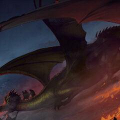 Дракон на <a href=