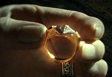 Curse on Marvolo Gaunt's ring | Harry Potter Wiki | FANDOM