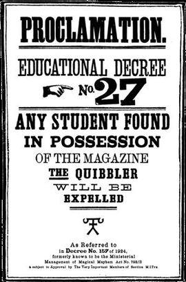 Decreto Educacional Número 27