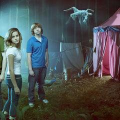 Промо-фото к фильму «[[Гарри Поттер и Кубок огня (фильм)|Гарри Поттер и Кубок Огня» для <i>«Entertaiment Weekly»</i> (2005)