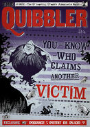 MinaLima Store - The Quibbler - You Know Who