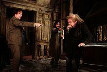 Pettigrew revelado