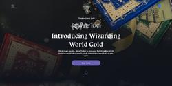 Site officiel du Wizarding World