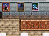 Tajne przejście do Izby Pamięci