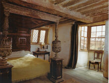 Комната в дырявом котле