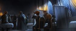 B4C36M1 Snape Dark Mark reveal
