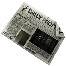 Daily Prophet Clipping WU
