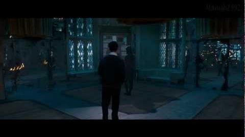 Harry potter kissing HD 1080p