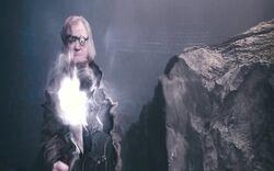 Alastor Moody Staff disarm