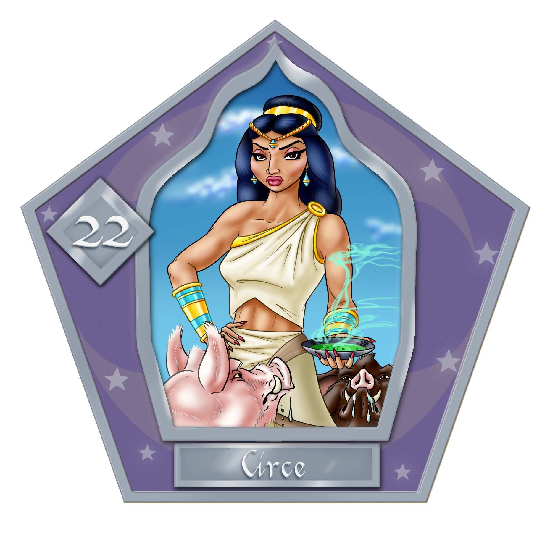 Circe-22-chocFrogCard