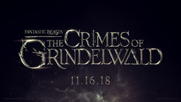 Crimes of Grindelwald title