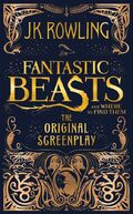Fantastic Beasts and Where to Find Them Script Book Cover